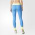 adidas Women's Stellasport Gym Tights - Green: Image 3