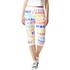 adidas Women's Stellasport 3/4 Track Pants - White: Image 1