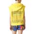 adidas Women's Stellasport Sleeveless Gym Hoody - Yellow: Image 3