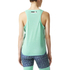 adidas Women's Stellasport Climacool Aeroknit Gym Tank Top - Green: Image 3