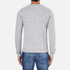 Scotch & Soda Men's Clean Worked Out Sweatshirt - Grey: Image 3
