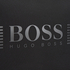 BOSS Green Pixel Washbag - Black: Image 3