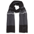 BOSS Green Scarf - Black: Image 1