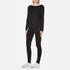 ONLY Women's Porto Long Sleeve Jumper - Black: Image 4