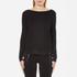 ONLY Women's Porto Long Sleeve Jumper - Black: Image 1