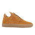Filling Pieces Men's Native Suede Low Top Trainers - Cognac: Image 1