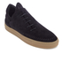 Filling Pieces Men's Native Suede Low Top Trainers - Black: Image 2