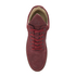 Filling Pieces Men's Monotone Stripe Low Top Trainers - Maroon: Image 3