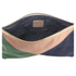 Clare V. Women's Supreme Patchwork X Flat Clutch Bag - Multi/Patchwork Six: Image 5