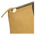 Clare V. Women's Supreme Flat Clutch Bag - Camel Black/White Stripes: Image 4