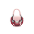 SALAR Women's Mimi Marie Rose Bag - Red/Multi: Image 1