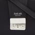 SALAR Women's Lou Box Bag - Black: Image 4