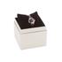 Olivia Burton Women's Flower Show Mini Dial Watch - Black Silver: Image 4