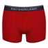 Polo Ralph Lauren Men's 3 Pack Boxer Shorts - White/Red/Blue: Image 2