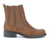 Clarks Women's Orinoco Club Chelsea Boots - Brown Snuff: Image 1