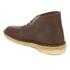 Clarks Originals Men's Desert Boots - Beeswax Leather: Image 4