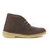 Clarks Originals Women's Desert Boots - Beeswax Leather: Image 1