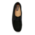 Clarks Originals Women's Wallabee Shoes - Black Suede: Image 3