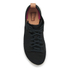 Clarks Originals Women's Trigenic Flex Shoes - Black Nubuck: Image 3