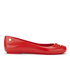 Vivienne Westwood for Melissa Women's Space Love 16 Ballet Flats - Red Orb: Image 1