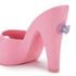 Jeremy Scott for Melissa Women's Inflatable Heeled Mules - Bubblegum Pink: Image 5