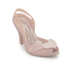 Vivienne Westwood for Melissa Women's Lady Dragon 16 Peep Toe Heeled Sandals - Nude Cherub: Image 2