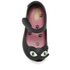 Mini Melissa Toddlers' Ultragirl Kitty 16 Ballet Flats - Black: Image 3