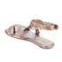 Melissa Women's Campana Barocca 16 Sandals - Rose: Image 4
