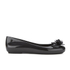 Alexandre Herchcovitch for Melissa Women's Space Love Flower Ballet Flats - Black: Image 1