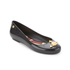 Vivienne Westwood for Melissa Women's Space Love 16 Ballet Flats - Black Orb: Image 2
