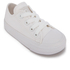 Converse Toddler Chuck Taylor All Star Ox Trainers - White: Image 2