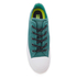 Converse Women's Chuck Taylor All Star II Shield Canvas Ox Trainers - Cool Jade/White/Aegean Aqua: Image 3