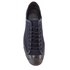 Converse Men's Jack Purcell Twill Shield Canvas Ox Trainers - Inked/Inked/Almost Black: Image 3