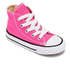 Converse Toddler Chuck Taylor All Star Hi-Top Trainers - Mod Pink: Image 2