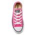 Converse Kids' Chuck Taylor All Star Hi-Top Trainers - Mod Pink: Image 3