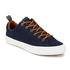 Converse CONS Men's Star Player Premium Suede Ox Trainers - Obsidian/Antique Sepia/Egret: Image 2