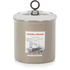 Morphy Richards 974080 Large Barley Storage Canister with Glass Lid: Image 4