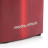 Morphy Richards 974815 Accents 5 Piece Knife Block - Red: Image 3