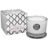 Aquiesse Small Glass Jar Candle - White Currant and Rose: Image 1