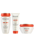 Kérastase Nutritive Bain Satin 1 250ml Nutritive Lait Vital 200ml & Masquintense Cheveux Fins (For Thin Hair) 200ml: Image 1