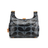 Orla Kiely Women's Linear Stem Print Laminated Mini Sling Bag - Midnight: Image 8