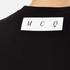 McQ Alexander McQueen Men's Clean Crew Neck Sweatshirt - Darkest Black: Image 6