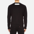 McQ Alexander McQueen Men's Clean Crew Neck Sweatshirt - Darkest Black: Image 3