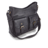 Barbour Women's Slateford Leather Shoulder Bag - Black: Image 3