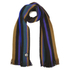 PS by Paul Smith Men's Reversible Stripe Scarf - Black: Image 1