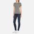 Polo Ralph Lauren Women's Julie Polo Shirt - Soft Flanel Heather: Image 4