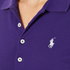 Polo Ralph Lauren Women's Julie Polo Shirt - Chalet Purple: Image 5