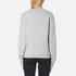 Sportmax Women's Texas Embroidered Sweatshirt - Medium Grey: Image 3