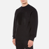 Alexander Wang Men's Embroidered Barcode Logo Sweatshirt - Black: Image 2