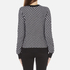 MICHAEL MICHAEL KORS Women's Graphic Jacquard Sweater - Multi: Image 3